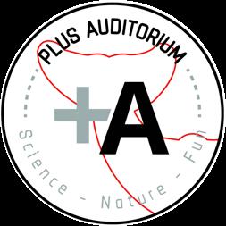 Logotipo Plus Auditorium